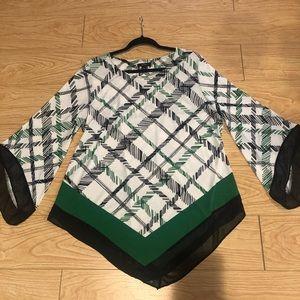 ALFANI tunic top XL